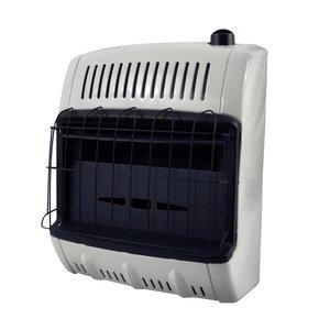 Mr. Heater Corporation Vent Free Flame Propane Heater, 10k BTU, Blue (Vent Propane Heater compare prices)