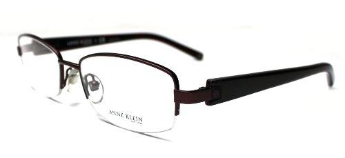 Anne KleinAnne Klein 0AK9130 575S Eggplant Metal Optical Frames