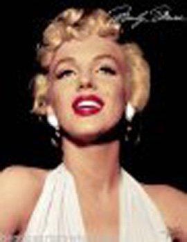 Marilyn Monroe Legend Queen Size Plush Blanket