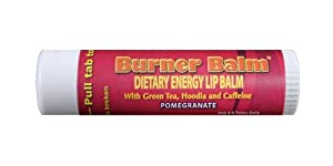 Pomegranate Burner Balm Lip Balm
