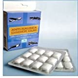 Anti-Nausea Ginger Gum 24 Count