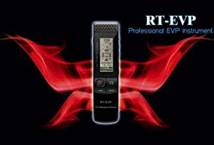 RT-EVP Digital Voice Recorder And Spirit Box Combo Device