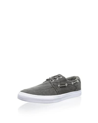 Bed|Stü Men's Rambler Black Boat Shoe