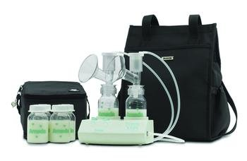 >Purely Yours Pro Breast Pum. Purely Yours Professional Breast Pump With Carry All