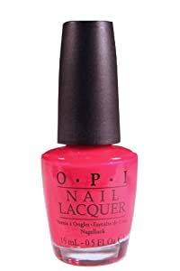 OPI Nail Lacquer, Guys Meets Gal-veston, 0.5 Fluid Ounce