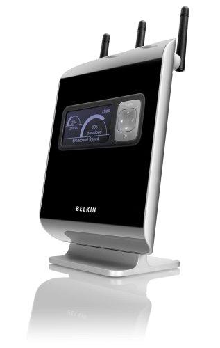 Belkin N1 Vision Wireless Router (F5D8232-4)