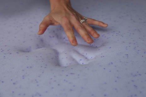 Dreamfoam Bedding 2-Inch Ultimate Dreams Gel Memory Foam Topper, Queen