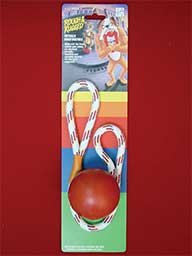Four Paws Products Rope & Ball Dog Toy 2.5 Inch - 20125