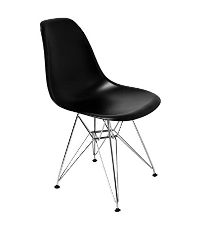 Aeon Chantal, Black Matte/Polished Stainless Steel