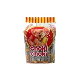 (3 Pack) Choki Choki Chocolate Sticks by Choki Choki