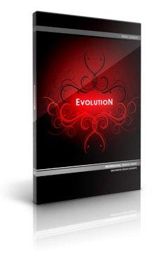 Evolution - Decorative Design Elements