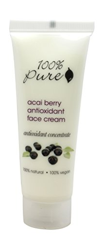 % Pure Acai Berry Antioxidant Face Cream, 1.6
