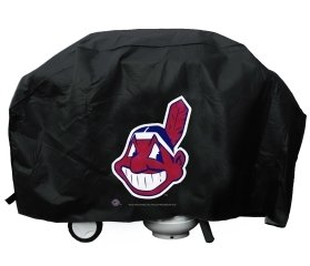 Cleveland Indians Grill Cover Economy at Amazon.com