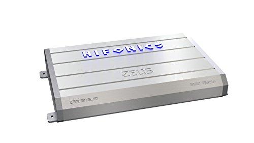 Hifonics ZRX1816.1D Zeus Mono Class-D Subwoofer Amplifier, 1800-Watt (Hifonics D Class Amp compare prices)
