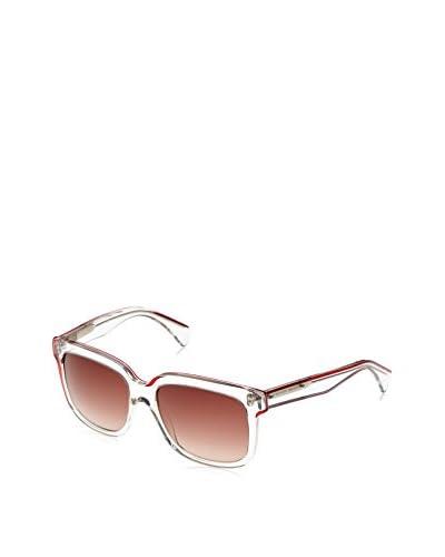 Alexander McQueen Gafas de Sol AMQ4213/S (55 mm) Rojo