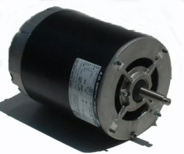 Buy 1 hp 3450rpm 48Y Frame 115 volts Doughboy / Lomart Pool Pump Replacement Motor AO Smith / Century #ODB1102 (right hand threads)