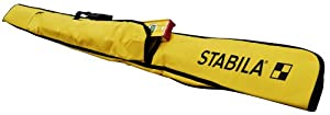 Stabila 30045 Plate Level case made specifically to hold the Stabila 33610 Plate Level.