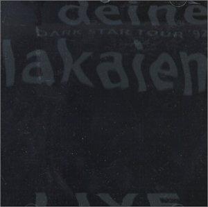 Deine Lakaien - Dark Star Live - Zortam Music