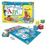 Dr. Seuss Super Stretchy ABC Game - 1
