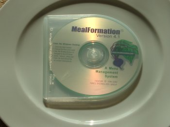 Mealformation Software v4 Win Basic - 5 Profiles, single computer