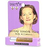 Burt's Bees Healthy Treatment Parsley Blemish Stick with Willowbark, 0.26-Ounce Stick (Pack of 2) ~ Burt's Bees