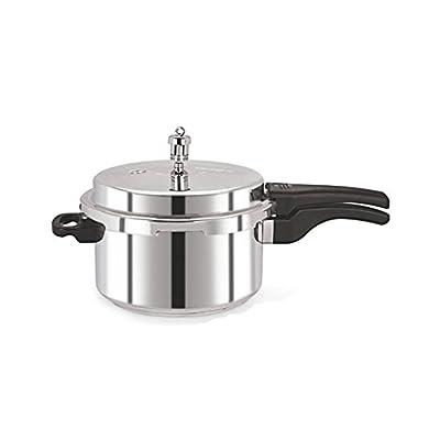 Kumkum Outer Lid 3 L Pressure Cooker (Aluminium)