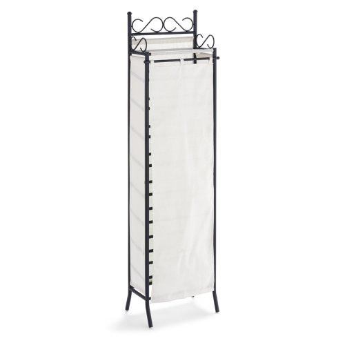 preisvergleich schuhregal metall schwarz mit hochwertigem vorhang aus willbilliger. Black Bedroom Furniture Sets. Home Design Ideas