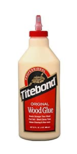 Franklin International 5065 Titebond Original Wood Glue, 1-Quart
