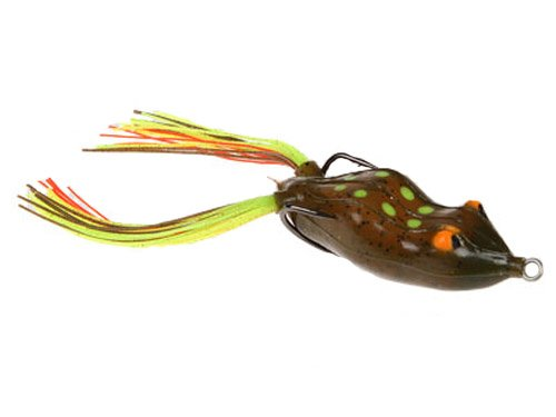 Snag Proof Bobby's Perfect Frog Lure (Green Pumpkin, 5/8-Ounce)