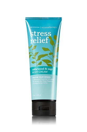 Bath & Body Works Aromatherapy Cream Cedarwood & Sage Stress Relief (Relaxing Aroma compare prices)