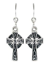 Kit Heath Celtic Cross Earrings