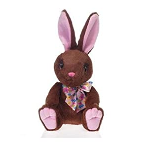 Sitting Chocolate Bunny Rabbit 10
