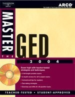 Master The Ged 2004 W/Cd-Rom (Peterson'S Master The Ged (W/Cd))