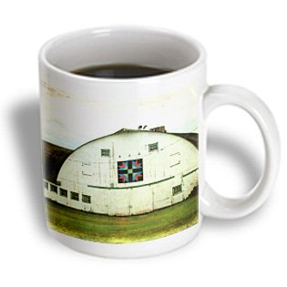 Mug_108208_2 Cassie Peters Barns - Amish Barn Quilt By Angelandspot - Mugs - 15Oz Mug