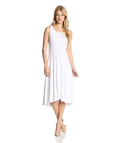 Three Dots Women's Seamed High-Low Dress