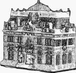 Lemax Caddington Village Public Library 55231