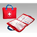 Briefcase First Aid Kit Red (case only)