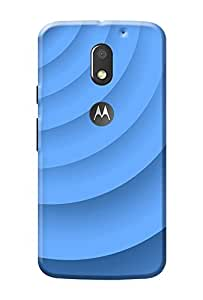 Moto E3 Power Back Case KanvasCases Premium Designer 3D Printed Lightweight Hard Cover