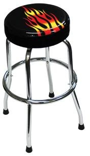 Images for Advanced Tool Design Model  ATD-81056  Shop Stool - Flame Design