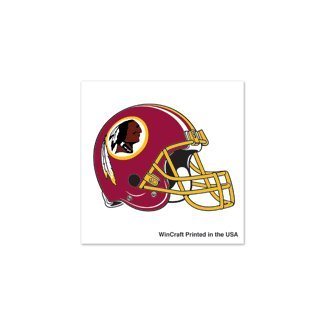 Washington Redskins Individual Tattoo 4 Pack - 1