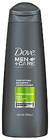 Dove Men+Care 2 in 1 Shampoo and Cond…