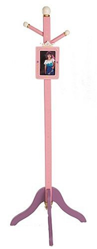 Princess Coat Stand for Girls