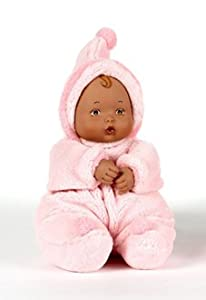 African American Madame Alexander My First Baby Powder Pink from Alexander Doll Company