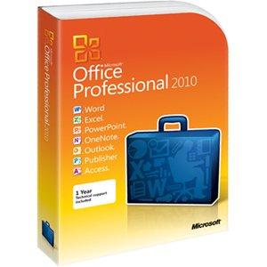 MICROSOFT OEM/DSP, Microsoft Office 2010 Professional
