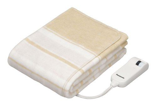 パナソニック 電気しき毛布 140×80cm SEK抗菌防臭加工 ベージュ DB-U11T-C パナソニック(Panasonic)