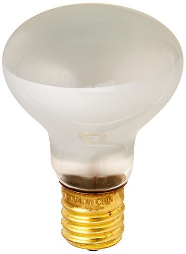 Bulbrite 40R14N 40-Watt Incandescent R14 Mini Reflector Light Bulb, Intermediate Base (Type R14 compare prices)
