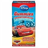Disney Gummies Multivitamin, Cars