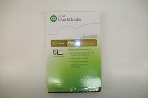 QuickBooks Online Plus 2016 (1-Year Subscription) Windows Mac INT940800F035