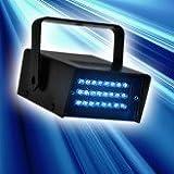 Top Race® Mini Disco 24 LED Blue Flashing Strobe Light for Club Dj Disco Bar Stage House Party Lighting Strobe Light