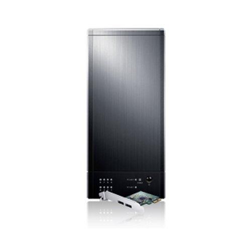 Sans Digital TR8UT+B 8-Bay USB 3.0/eSATA Hardware RAID5 Tower Storage Enclosure with 6G PCIe 2.0 HBA Card (Black)